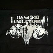 Image of Danger Hailstorm Skull Shirt