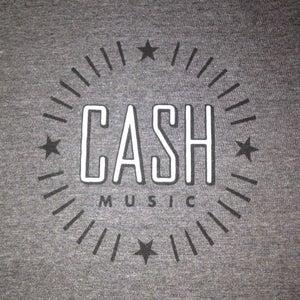 Image of CASH Music logo shirt