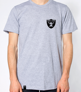 Image of LESS is LESS Raider Icon Shirt