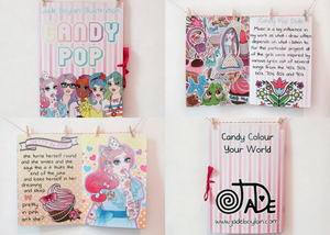 Image of Candy Pop - Exhibition Booklet