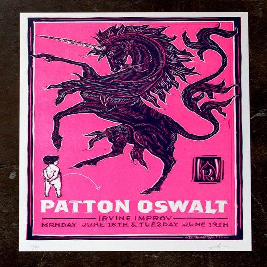 Image of Patton Oswalt - Irvine Improve  / June 18th & 19th