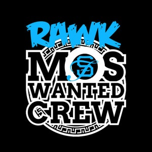 Image of RickRawk X MosWanted Tee