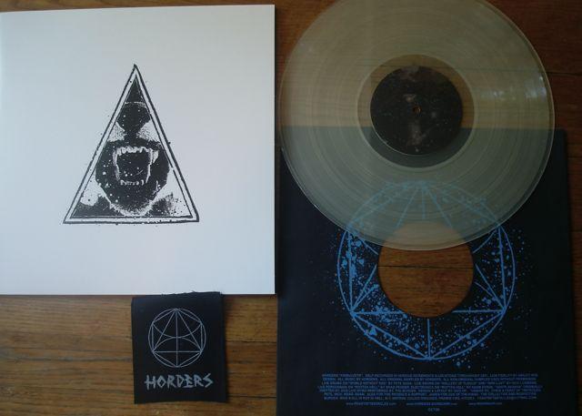 Image of HORDERS 'fimbulvetr' LP