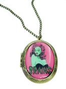 Image of Zombie Brains Locket
