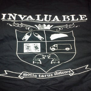 Image of Invaluable Crest T-shirt