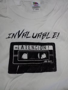 Image of Invaluable Tape T-shirt