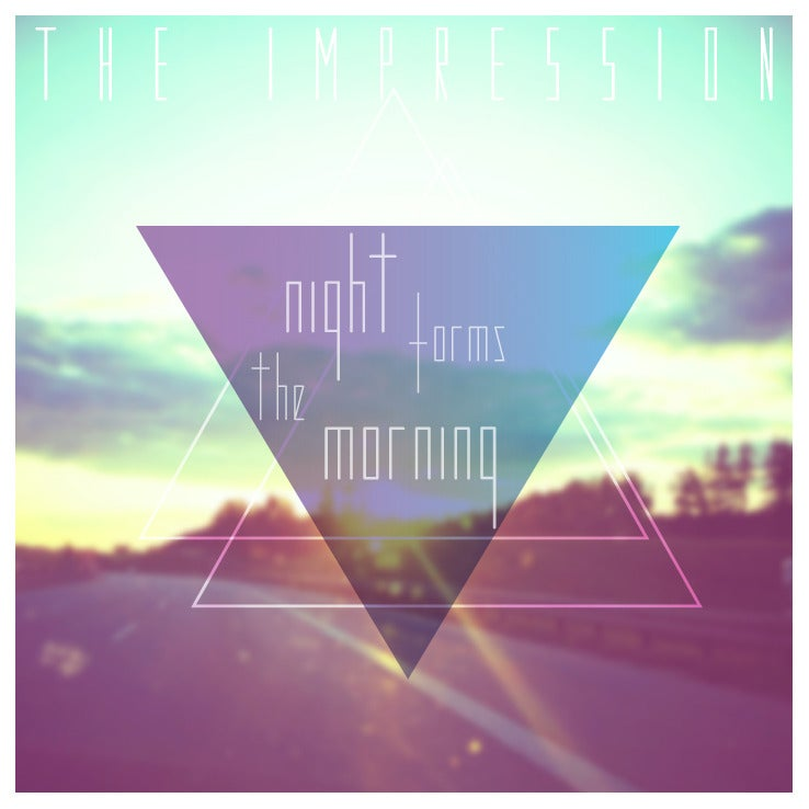 CD 'Night Forms The Morning' (Single)