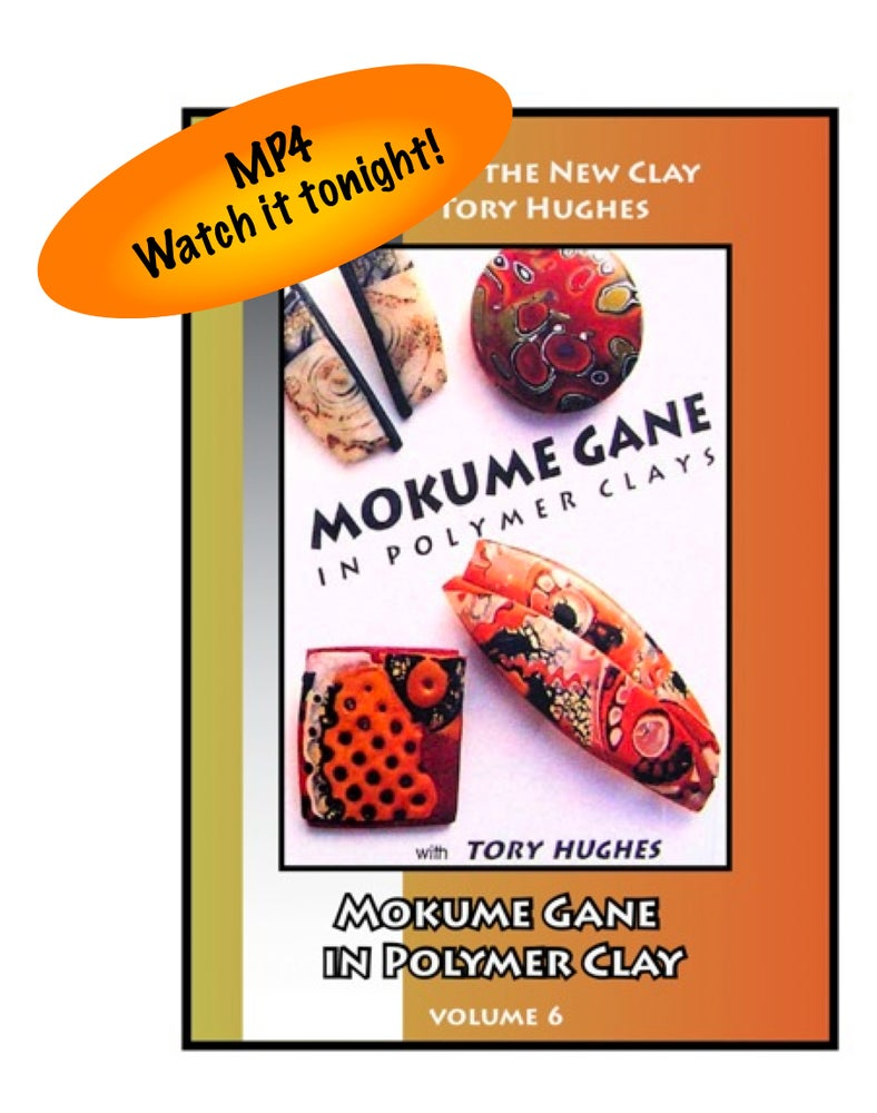"Image of MP4: ""Mokume Gane"" Mastering the New Clay DVD volume 6"
