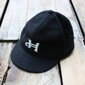 Image of Black HBBC hat