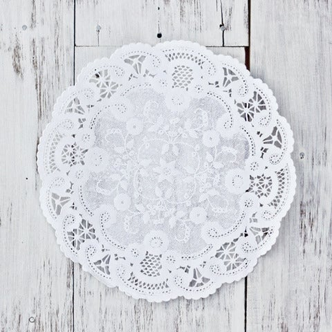 Where can I buy lace doilies in