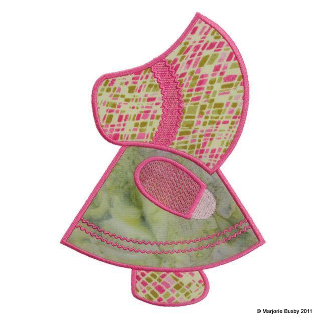 Shop B Quilts Com Sunbonnet Sue