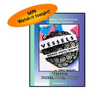 "Image of MP4: ""Vessels: Boxes, Pots and Bowls"" Mastering the New Clay DVD volume 7"