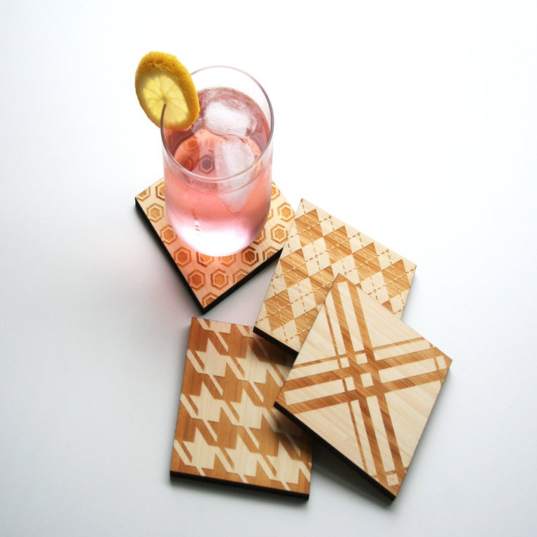 Image of Classic Textiles Coasters Variety pack