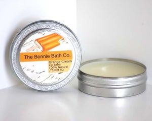 Image of Orange Cream All Natural Lip Balm