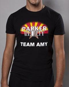 "Image of Men's ""Team Amy"" T-Shirt"