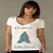Image of Gratitude is my Attitude