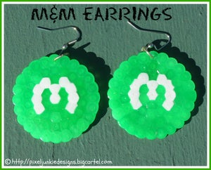 Image of M&M Earrings