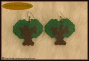 Image of Tree Earrings