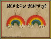 Image of Rainbow Earrings