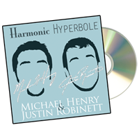 Image of Autographed Harmonic Hyperbole Album