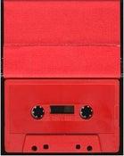 "Image of Michael Jackson ""Red Tape"" cassette"