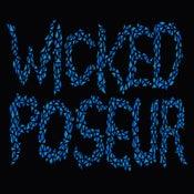 """Image of Wicked Poseur -""""Behind Winding Vines"""" b/w """"Hideous Thing"""""""