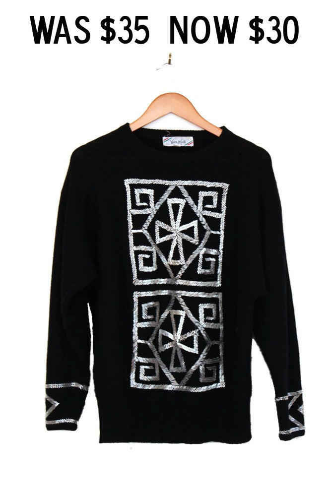 Image of Embellished Knit