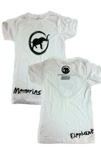 Image of Elephant Memories T-Shirt - White or Black