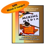 """Image of MP4: """"Mixing Media and Polymer"""" Mastering the New Clay DVD volume 12"""