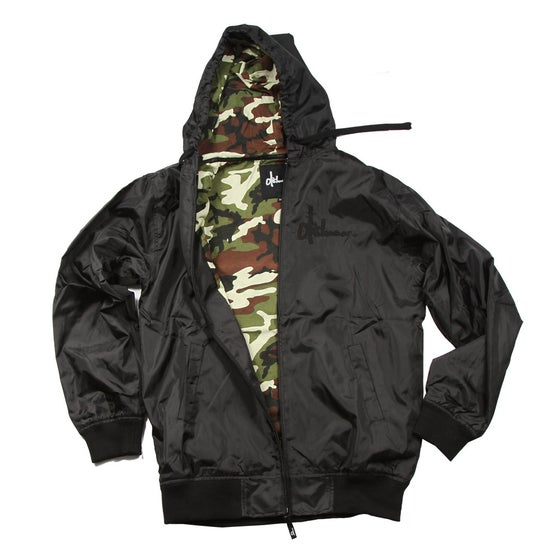 Image of Camo Up in Smoke Windbreaker