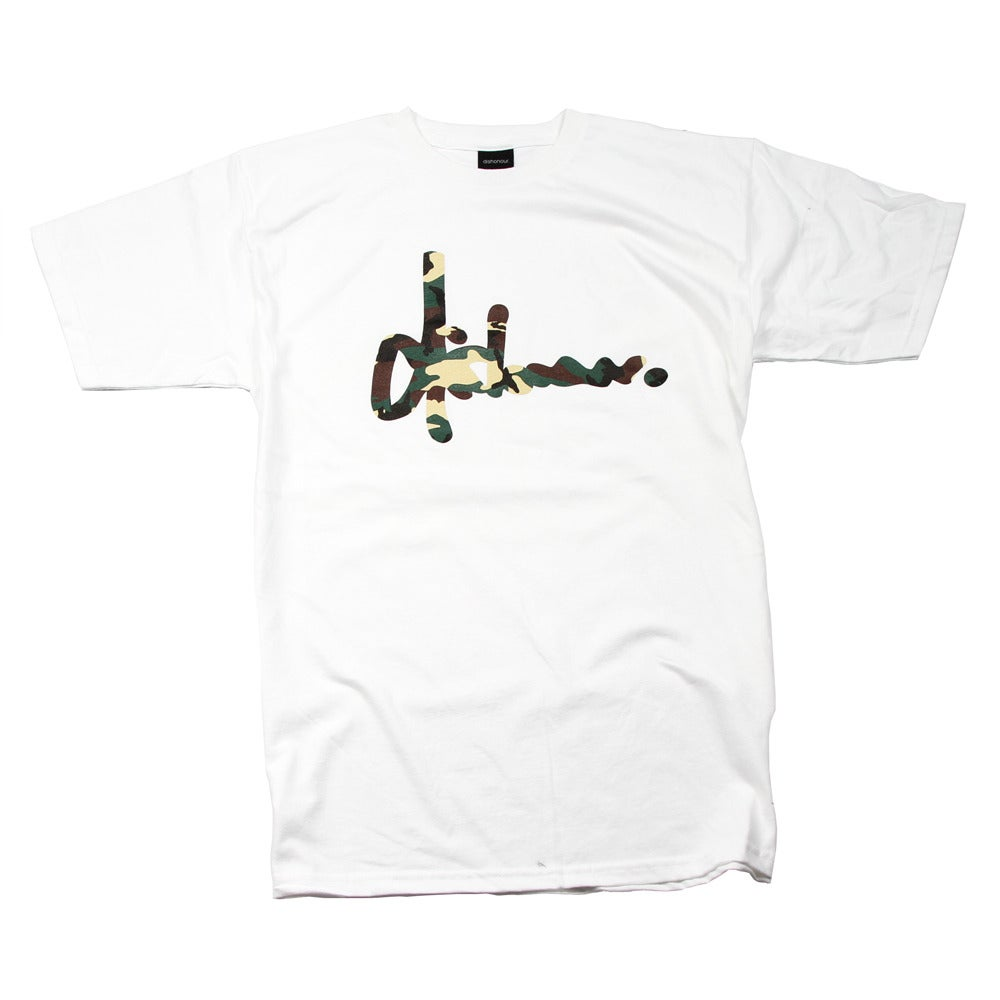 Image of Camo Up in Smoke Tee