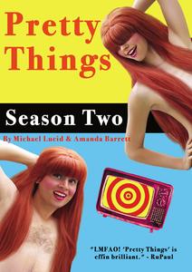 """Image of """"Pretty Things"""" Season 2 DVD"""