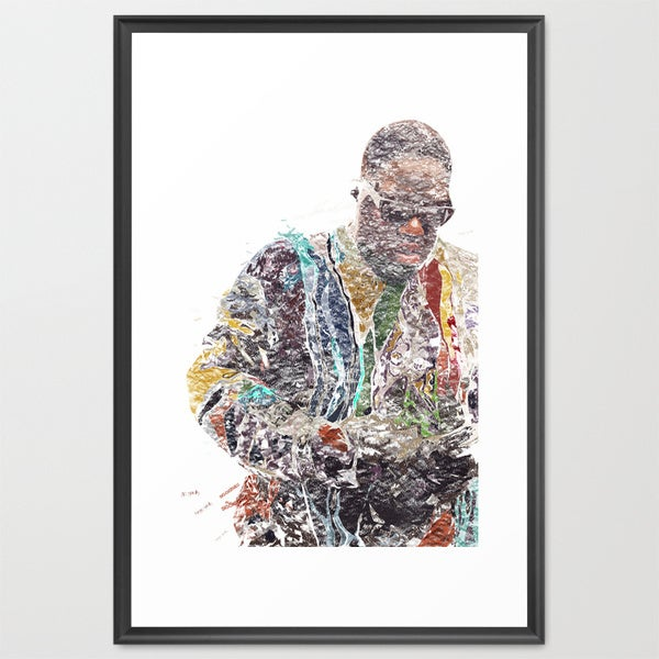 Image of Biggie Smalls POSTER - Various Sizes