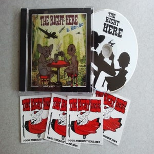 Image of All Herky-Jerky CD LP