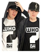 Image of Dan Who? T-Shirt (White/Black)