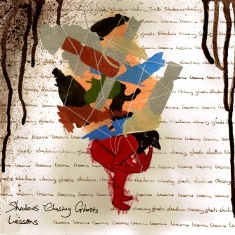 """Image of Shadows Chasing Ghosts - """"Lessons"""" CD Album"""