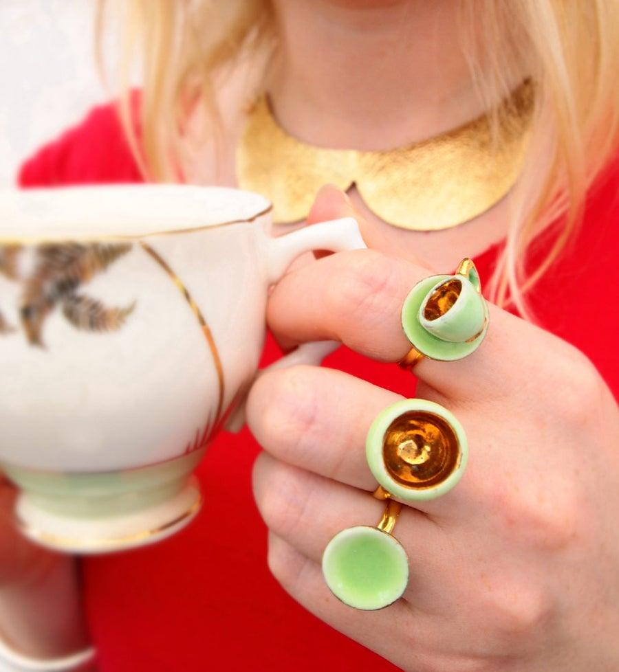 Image of sugar bowl ring