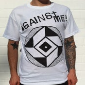 Image of Against Me! - Diamond Eye T-Shirt