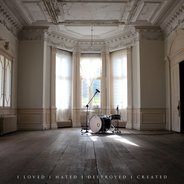 "Image of The Elijah - ""I Loved I Hated I Destroyed I Created"" CD Album"