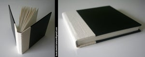 Image of Square sketchbook
