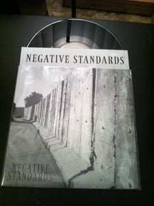 Image of Negative Standards - 'I-V' EP 10""