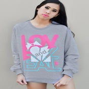 Image of Love & Zeal Crewneck