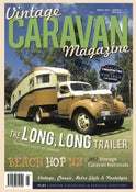 Image of Issue 8 Vintage Caravan Magazine