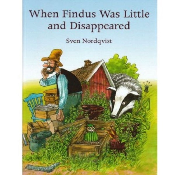 Image of When Findus Was Little And Disappeared