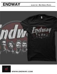 Image of Endway Red Circle T-Shirt