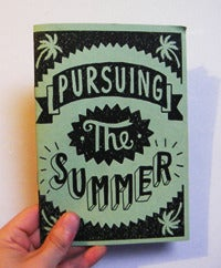 Image of Pursuing The Summer zine