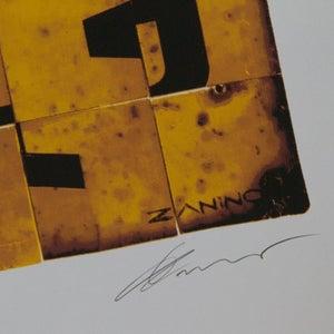 Image of DECOSTRUZIONE IV - ZANINO