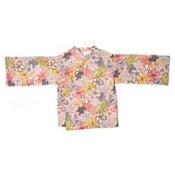 Image of Michiko Kimono Top in Liberty print Mauvey