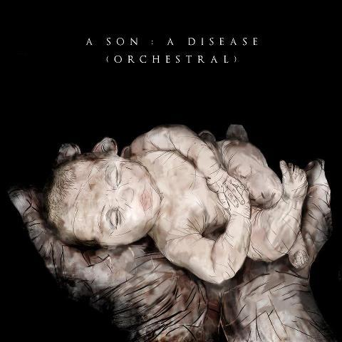 """Image of The Elijah - """"A Son:A Disease (Orchestral)"""" CD EP"""
