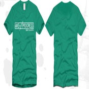 Image of Avenue of Progress T-Shirt (Green)
